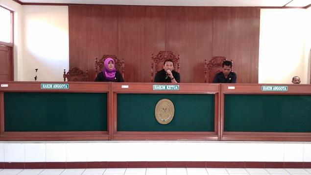 Briefing Tupoksi Pegawai Negeri Klaten oleh Bapak Wakil Ketua Pengadilan Negeri Klaten